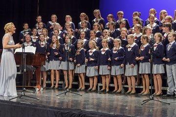 SEVERÁČEK - Komorní dívčí sbor