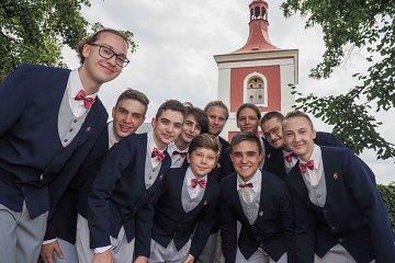 SEVERÁČEK - Komorní mužský sbor